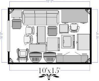10x15 Self Storage Unit