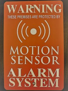 Guardian Storage alarm security system for self storage units in Fullerton.