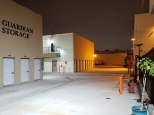 Guardian Storage Security Lighting Fullerton 2