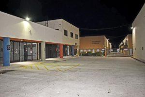 Guardian Storage Fullerton Anaheim Facility Entrance Security Lighting