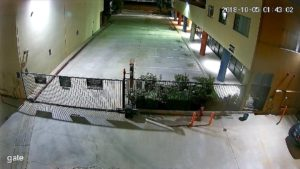 Guardian Storage Fullerton Anaheim Security Lighting Camera Image