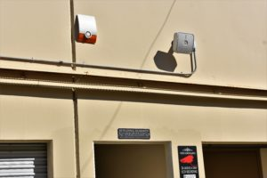 Storage Buildings Videofied ADT Alarm System